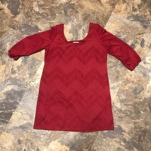 Charlotte Russe blouse large